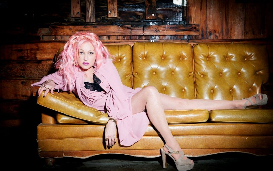 Cyndi Lauper takes a Detour to the North East