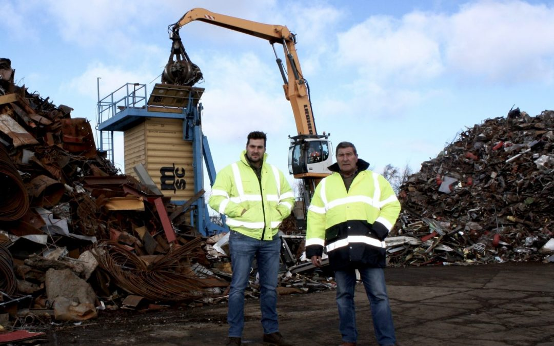 Recycling specialist expands overseas
