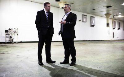 Manufacturer moves to former KP crisps factory