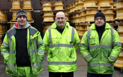 Logistics company starts 2016 with growth