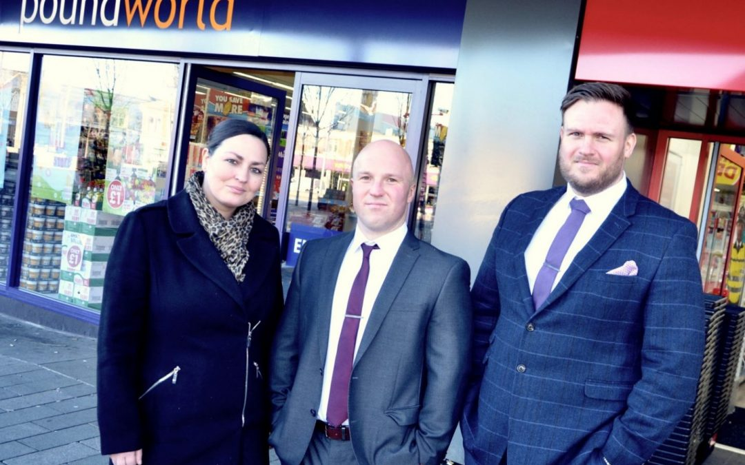 Newcastle security firm signs deal with Poundland