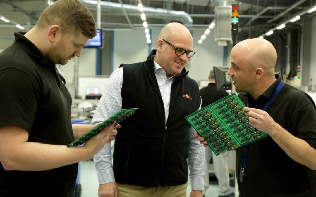 Chamber boss swaps jobs at Spennymoor manufacturer