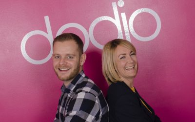 Marketing agency is the perfect match for Sunderland couple