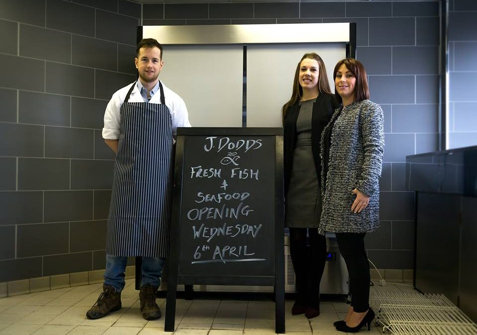 Full Circle North East gives first place to Fishmonger