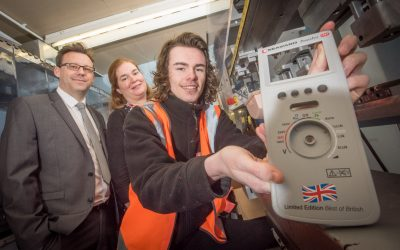 Seaward helps academy student break into the world of work