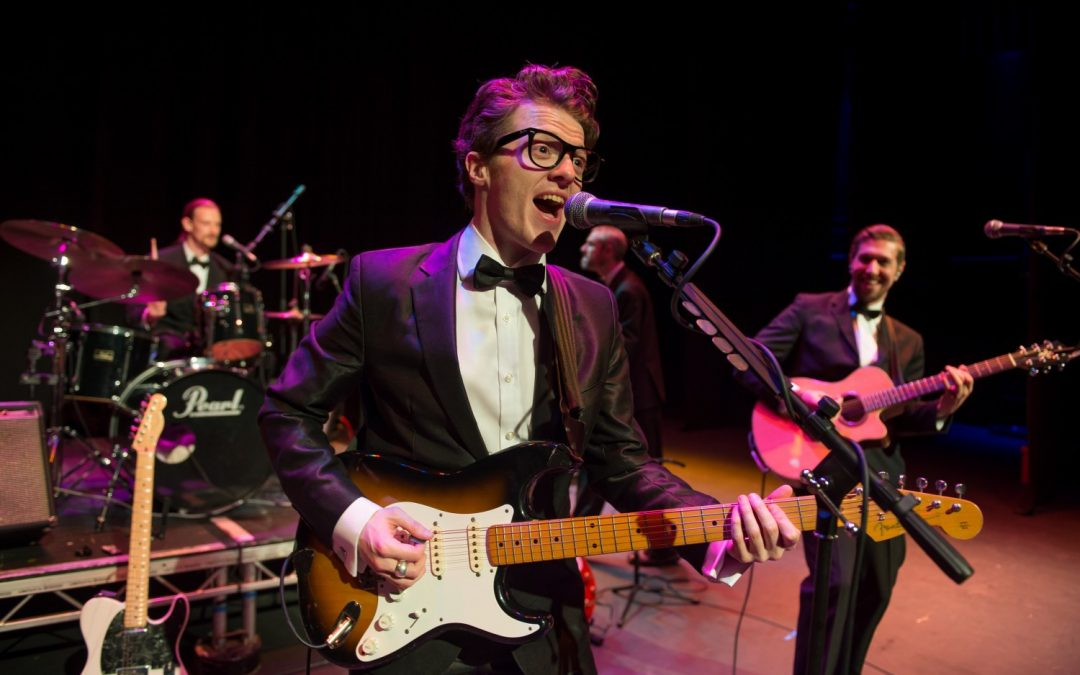Buddy Holly show comes to three North East venues