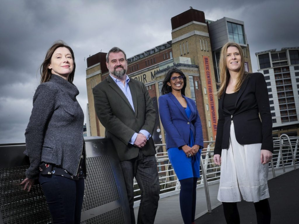 BALTIC Five New Trustees