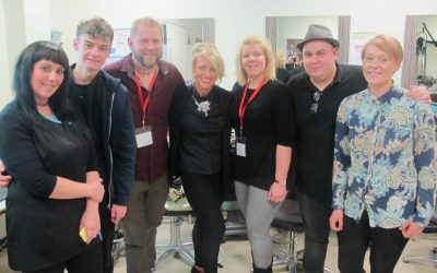 Barbering Students learn history of the trade from top institution