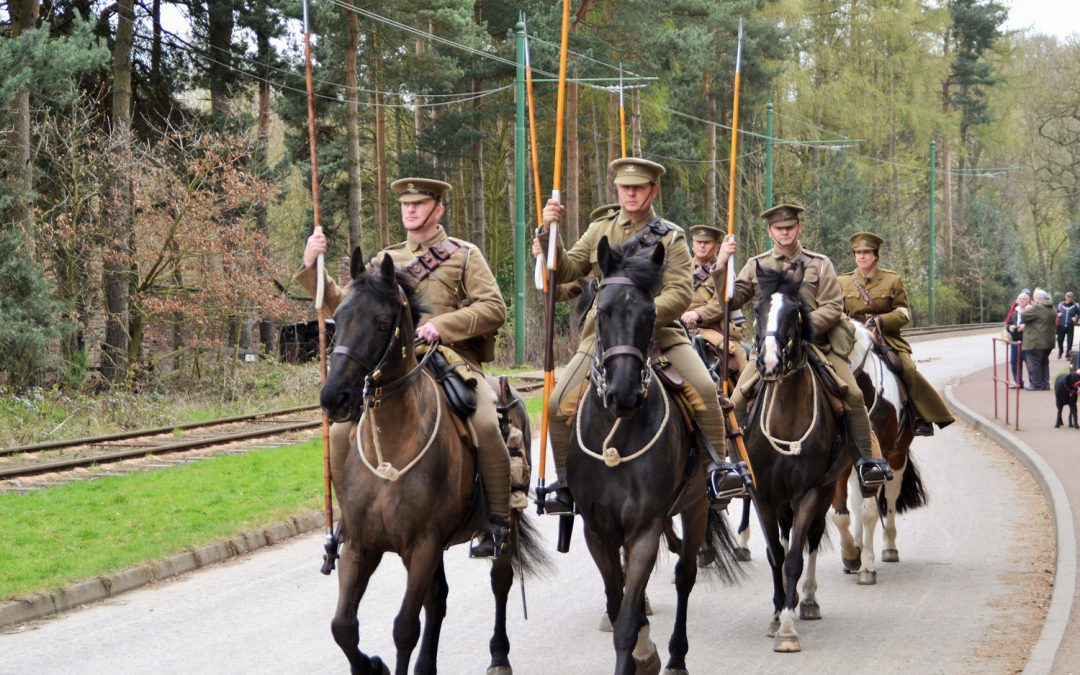 Call the cavalry ….Horses at War at Beamish Museum