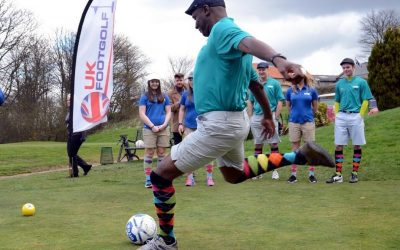 FootGolf phenomenon kicks off in North East England