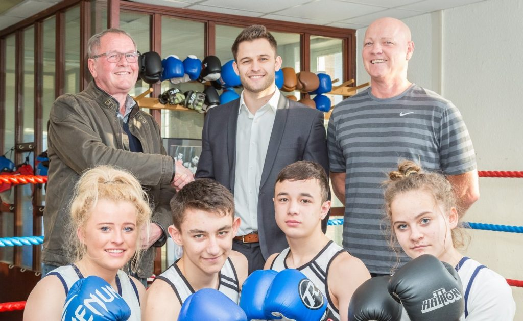Houghton boxing Club