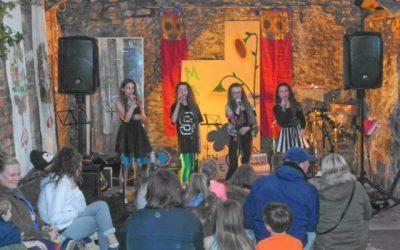 An evening of creative mayhem at Easington