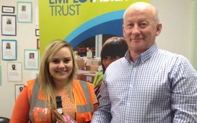 Peterlee charity helps over 70 people into paid work