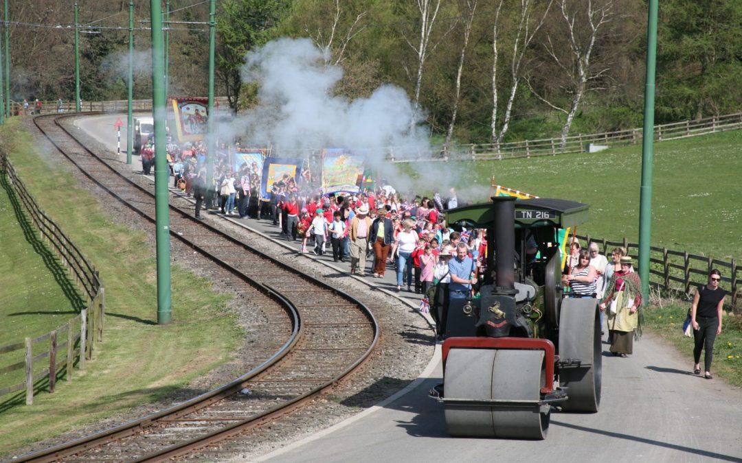 Parades, pit ponies and pirates – Old King Coal at Beamish