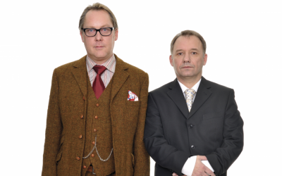 Reeves and Mortimer – back by popular demand