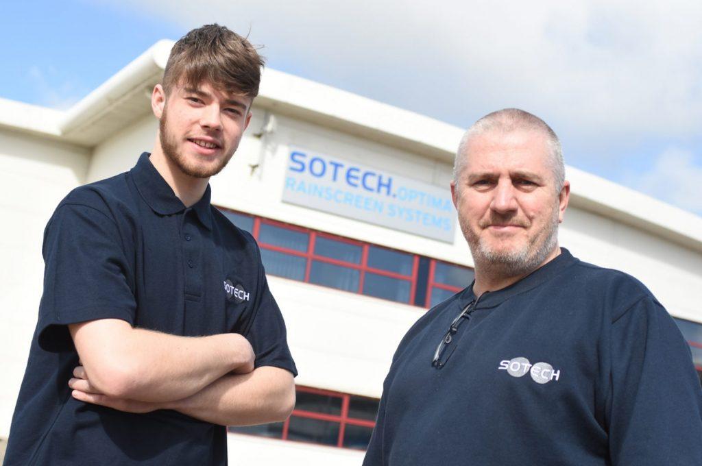Chris Halliday at SoTech
