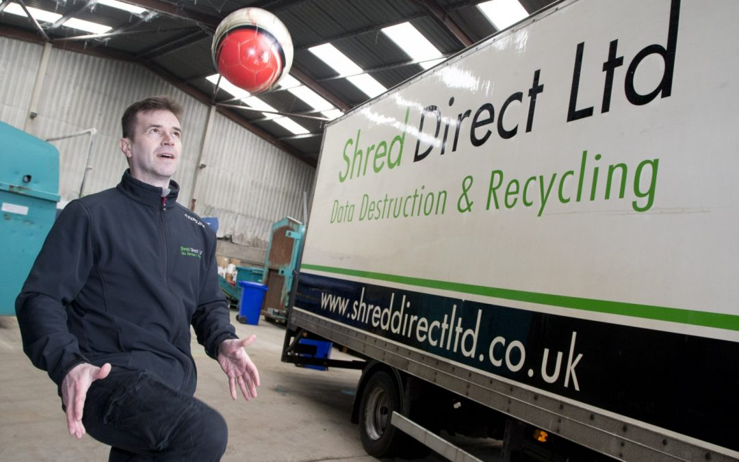 Wheatley Hill footballer is now defender for businesses
