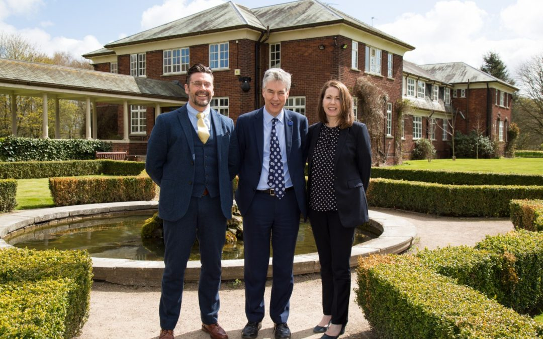 MEP tours Houghall campus redevelopment site