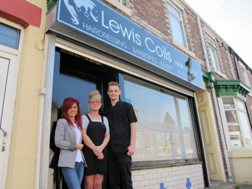 EDC Lewis Coils