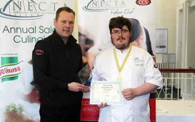 Continental Chef Supplies & NECTA find the North East's Future Chef 2016