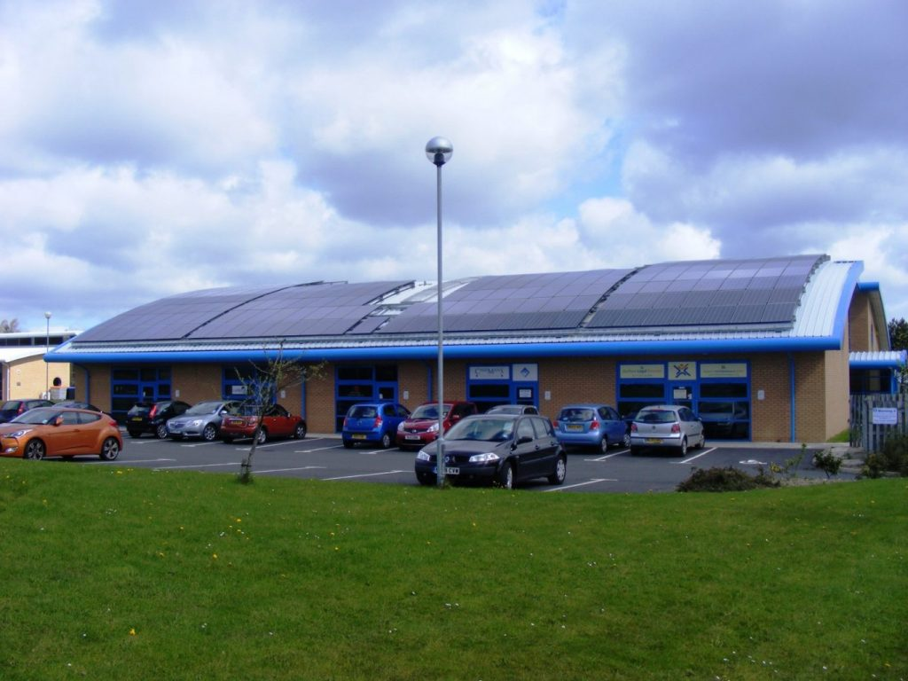 New Derwentside Business Centre