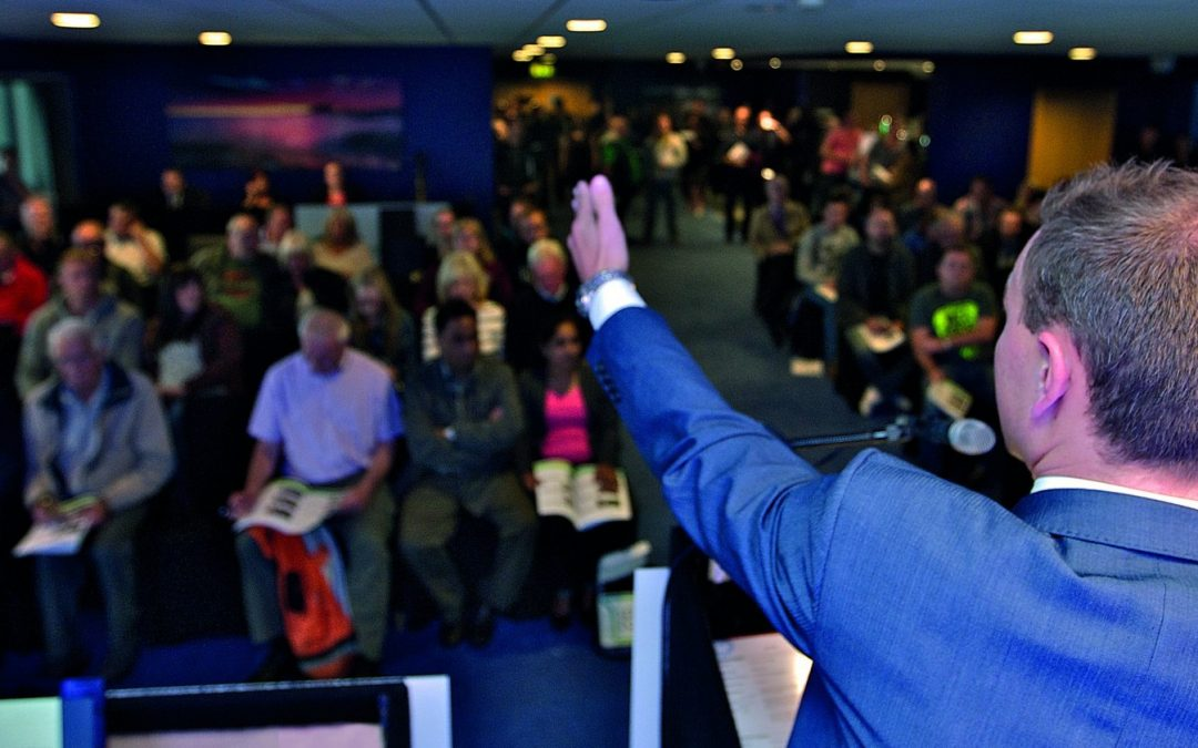 Auction fever sweeps the nation as homes go under the hammer