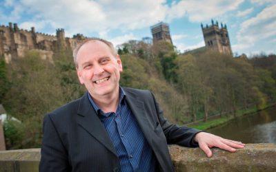 Former Fringe director becomes Durham festival's top BRASS