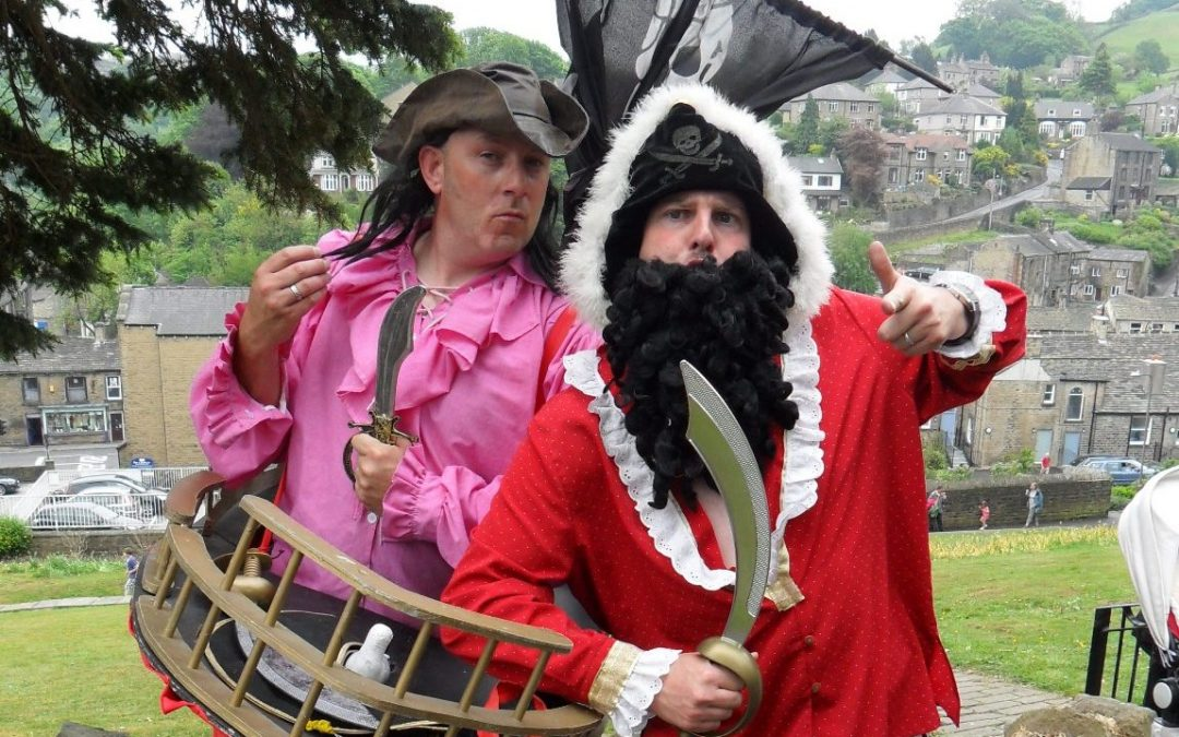 Pirates set to bring swashbuckling fun to Crimdon Dene