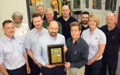 Automotive workforce scoops excellence title