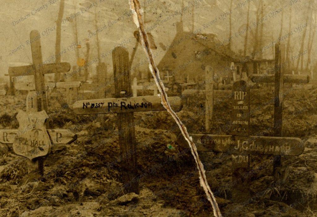 10 DLI crosses, February 1916