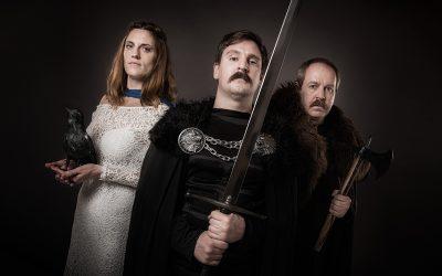 Graeme of Thrones comes to Durham Gala