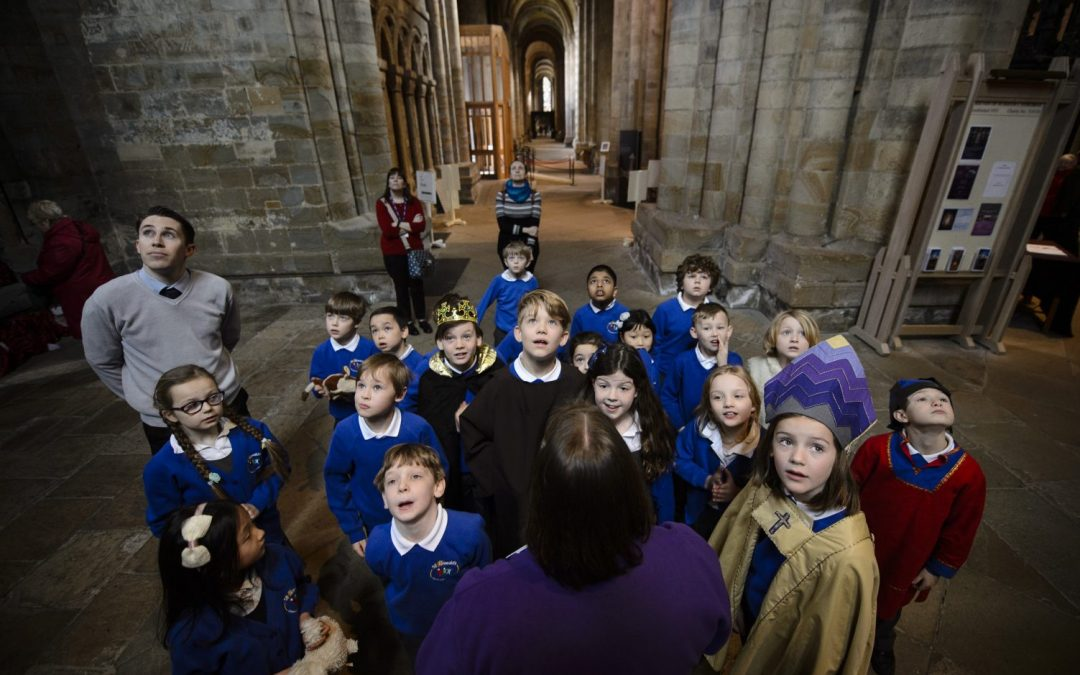 Derwent Valley AAP and Durham Cathedral join forces for educational events