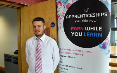 Peterlee training provider launches IT and social media apprenticeships