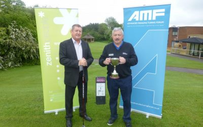 NUFC and SAFC legends teeing off for charity golf day
