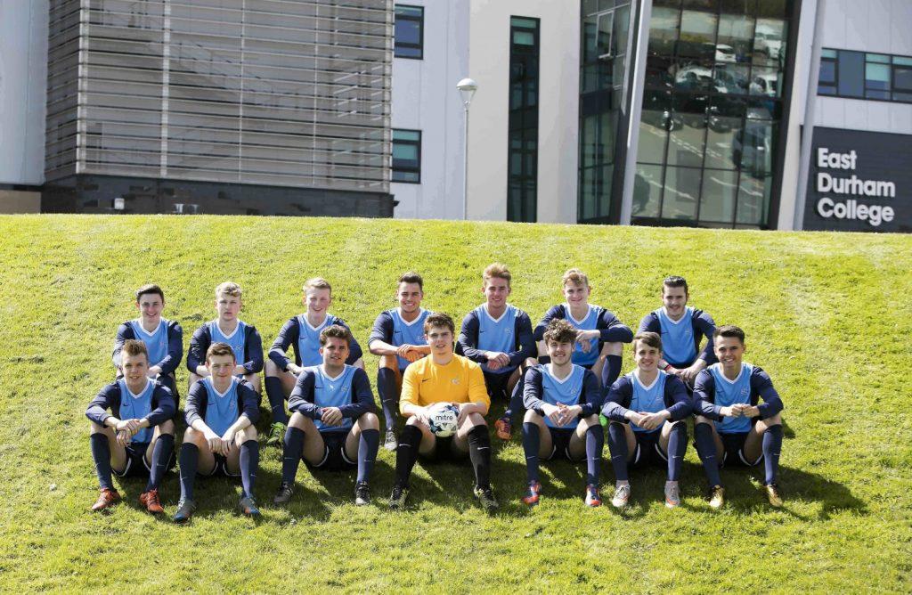 East Durham College Football Team