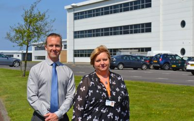 Spectrum Business Park welcomes a fast-growing contact centre