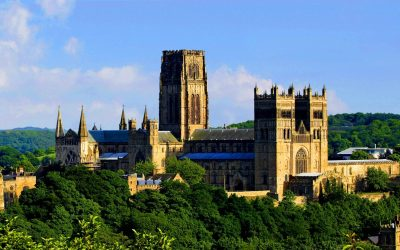 Durham deemed the UK's greenest city