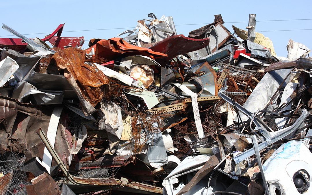 Wingate man fined for unlicensed scrap metal dealing