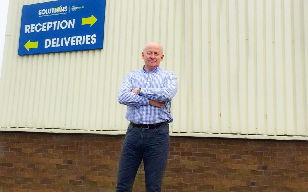 Two people start the new year in employment thanks to businessman Bill