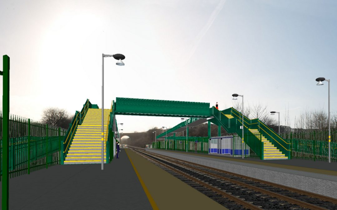 Plans for new £10.55m railway station at Horden approved