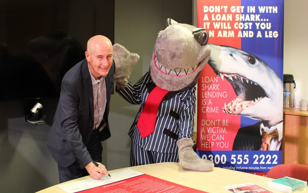 Housing group backs zero tolerance approach to loan sharks in East Durham