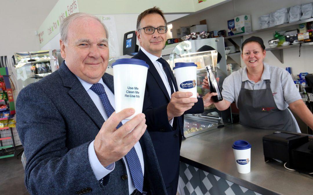 Durham leading the fight against single use plastics