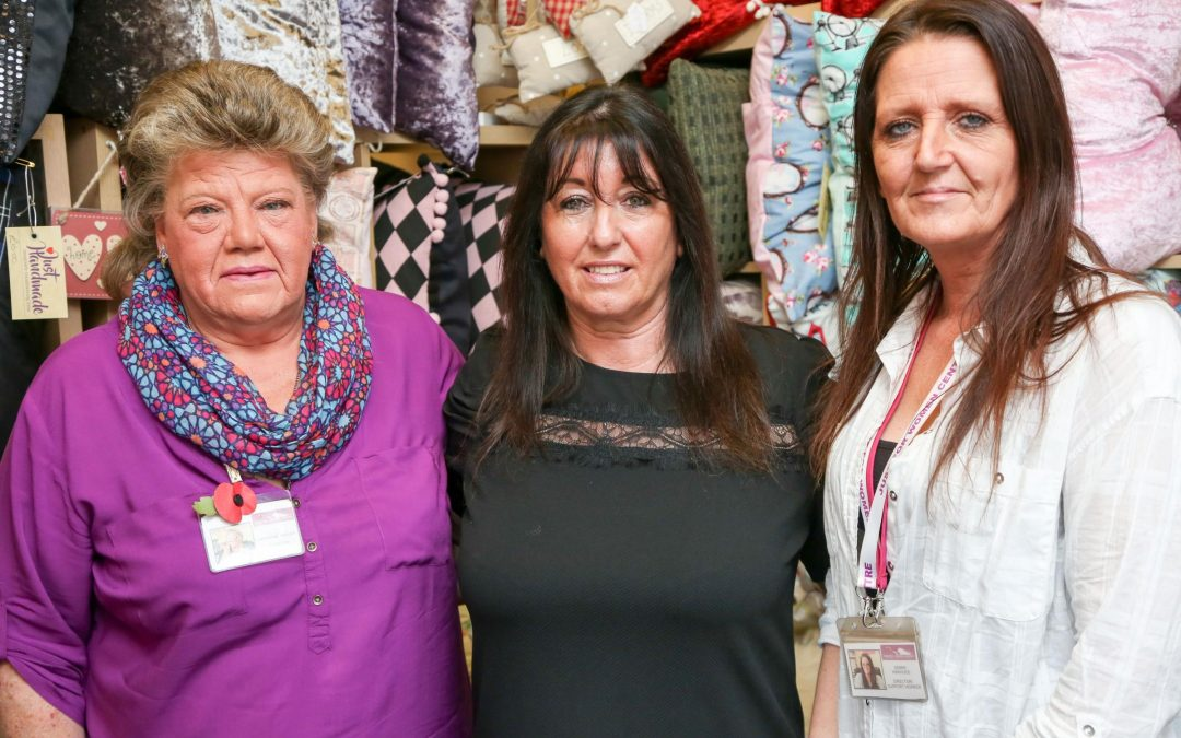 Charities and community groups for vulnerable women receive £10,000 funding boost