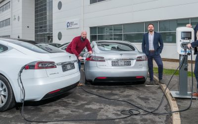 EV does it for Seaham company GAS with new partnership