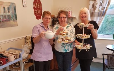 Peterlee care home hosts inaugural coffee morning