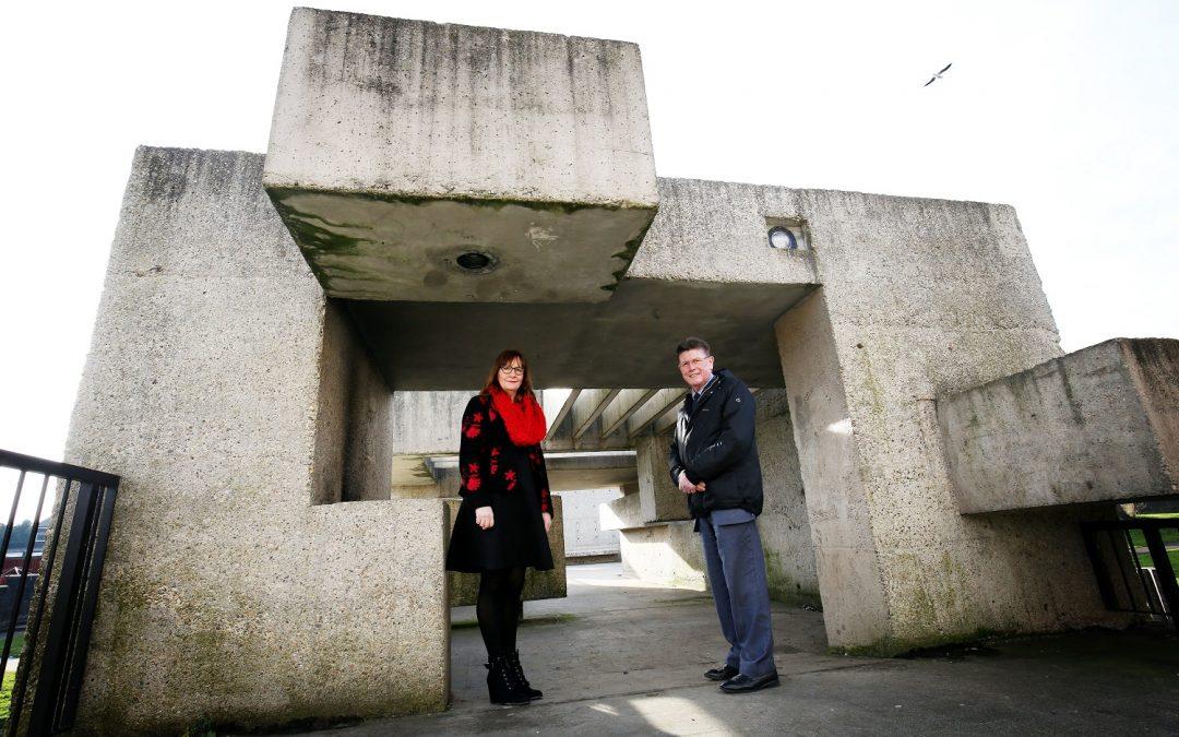 Controversial Peterlee landmark to celebrate its 50th birthday