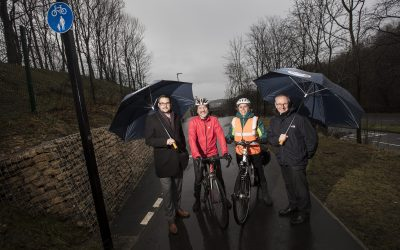 East Durham residents encouraged to get active and walk and cycle more