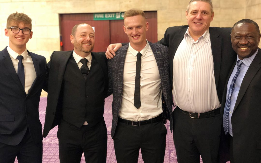 East Durham College students shine at regional welding awards