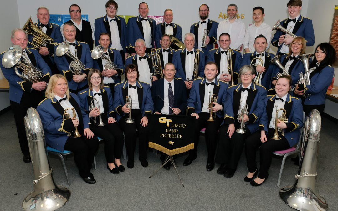 Peterlee brass band announces plans to establish music academy