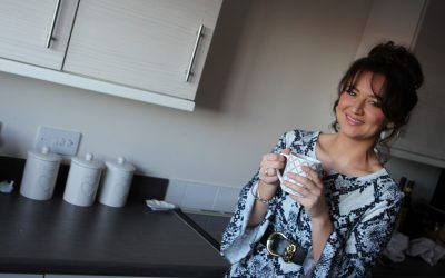 New homes help Seaham mother put down roots in the town she grew up in
